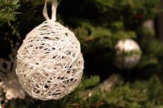 18 days of homemade christmas ornaments