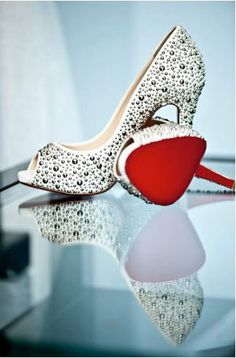 Ooooorrr maybe these are my wedding shoes...