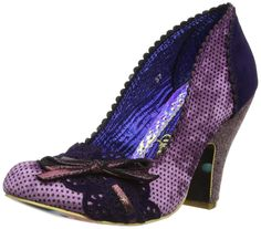 Irregular Choice Women's Make My Day Court Shoes
