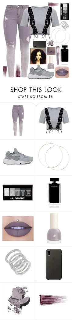 """""""Lavender bloom"""" by braybraycraycrayshanaenae ❤ liked on Polyvore featuring NIKE, Narciso Rodriguez, Jeffree Star, Cole Haan, Luffy, Apple, Bobbi Brown Cosmetics and Yves Saint Laurent"""