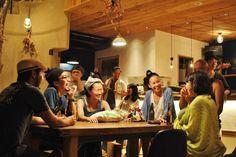 【山口・萩】ゲストハウスruco。おしゃれ。サイトはバックパッカーズジャパンの方が手がけたそう。またインテリアはnuiも手がけた東野さん。そんな雰囲気。#guesthouse #yamaguchi #hagi ★TA http://www.tripadvisor.jp/Hotel_Review-g1023690-d5412943-Reviews-Guesthouse_ruco-Hagi_Yamaguchi_Prefecture_Chugoku.html