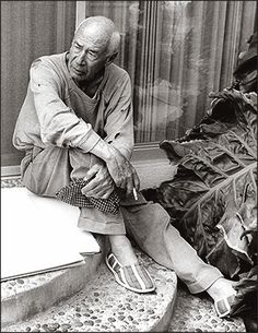 Henry Miller dominates my thoughts....
