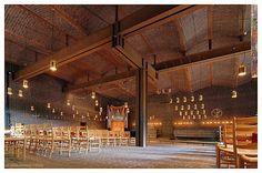 Esoterica Mundana: St. Petri Church by Sigurd Lewerentz, Klippan, Sweden