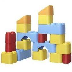 Green Toys 18 Piece Block Set  $19.89