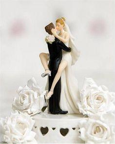 Figurine Gateau Mariage  2  (see more on http://www.tranchesdunet.com/des-figurines-de-mariage-originales/ )