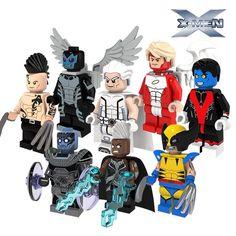 Various Building Blocks Characters X-Man Daken Apocalypse Magneto Wolverine Nightcrawler Archangel diy figures Avengers Superhero - $3.36 -Our favorite for the day, do u like it? #me #colorgram #wacky #cooltoys #multicolor #toysoldier #toysdiscovery #knittedtoys #smile #kidstoys #themagictoyshop #europeantoys #toptoys #designertoys #colores