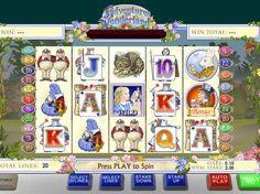 Alice´s Wonderland - http://freeslots77.com/pt/slot-alices-wonderland-gratis-online - http://freeslots77.com/pt