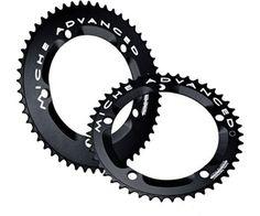 CNC-Bike Onlineshop - Miche Advanced Kettenblatt 144mm 53T breit  Kettenblatt: 47€