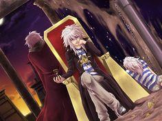 Tags: Anime, Yu-Gi-Oh!, Yami Bakura, Bakura Ryou, Thief King Bakura