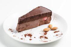 Tort ciocolata neagra cu visine