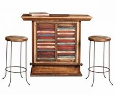 horizon bombay tables   Bar Set