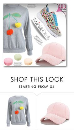 """""""twinkledeals"""" by angelstar92 ❤ liked on Polyvore featuring Ladurée and ASOS"""