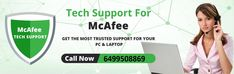 If you too are facing this issue, then you have come to the right place, because our McAfee Support has a perfect solution to eliminate this problem from your system.