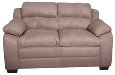 $259.99 Homemakers Furniture: Loveseat: Simmons Uph: Living Room: Loveseats