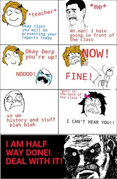 Hate when this happens  Rage comics