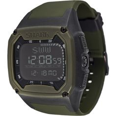 Killer Shark ABC- Green/Black - Watches - Tactical Distributors- Tactical Gear