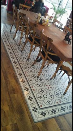 Hand made turkish cement tiles by ottotiles