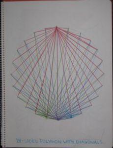 Homeschoolers' Work Gallery: 6th Grade Geometry - Christopherus Homeschool Resources