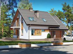 Projekt domu Tomcio