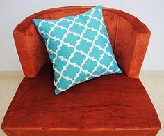 TreeWool®, (2er Pack) Trellis Design Baumwolle Dekoratives Kissenbezüg (45 x 45 cm, Türkis)