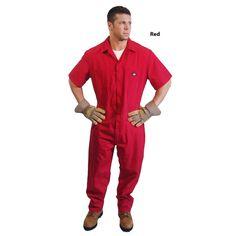 Dickies Mens Short Sleeve Coverall 33999