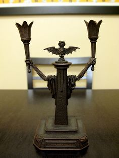 disney haunted mansion candelabra