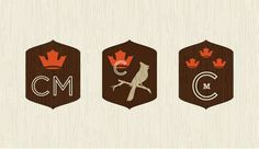 """Beautiful branding and packaging design for Crown Maple Syrup. """"Studio MPLS created a distinctive brand identity and visual brand language for the world's first brand… Crown Packaging, Packaging Design, Branding Design, Logo Design, Graphic Design, Identity Branding, Design Agency, Icon Design, Design Art"""