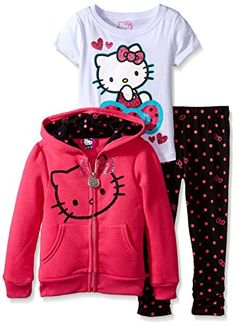 Hello Kitty Little Girls' Polka Dot 3PC Hoodie Legging Set, Fuchsia Purple, 2T Hello Kitty http://www.amazon.com/dp/B013CJ3LVK/ref=cm_sw_r_pi_dp_Ucwdxb106HM5T