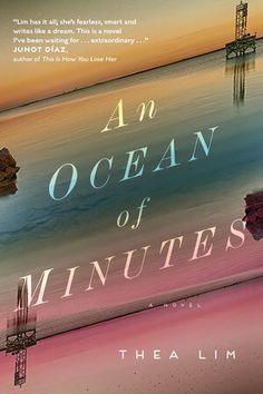 An Ocean of Minutes: time travel love story