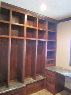 Prairie Heritage Cabinetry  - Sioux Falls, SD Sioux, Laundry Rooms, Mudroom, Sd, Lockers, Bookcase, Shelves, Home Decor, Shelving