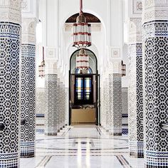 Instagram media by themustapp - #MustStay – La Mamounia Hotel, Marrakech  La Mamounia hotel is set in royal gardens, styled with Moorish opulence, and as sensuous as a seraglio. Aware that its guests (Winston Churchill was a fan) expect the best, the legendary den of decadence recruited luxury-lifestyle luminaries including Jacques Garcia and Olivia Giacobetti for its recent refurbishment, and world-class chefs to captain its restaurants. Photo © @lamamouniamarrakech #must #mustrecommend…