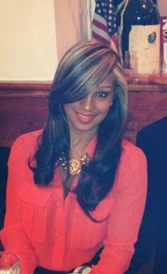 Olivia's hair