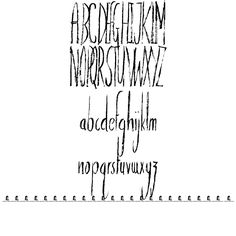Personal Delinquent Font