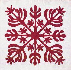 Free Hawaiian Quilt Block Patterns | Hawaiian Quilting Patterns | Patterns Gallery