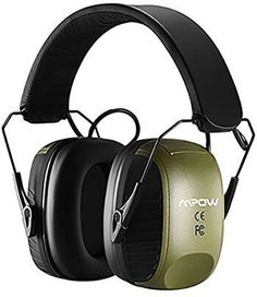 Pop Protection Ear Muff Earmuffs For Shooting Hunting Noise Reduction Noise Earmuffs Hearing Protection Earmuffs With The Most Up-To-Date Equipment And Techniques Ear Protector Workplace Safety Supplies