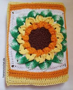 Crochet book cover Crochet Book Cover, Crochet Books, Blanket, Knitting, Handmade, Storage, Hand Made, Tricot, Breien