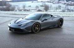 Ferrari 458 Speciale by Novitec