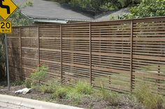 Horizontal Slat Fence | Recent Photos The Commons 20under20 Galleries World Map App Garden ...