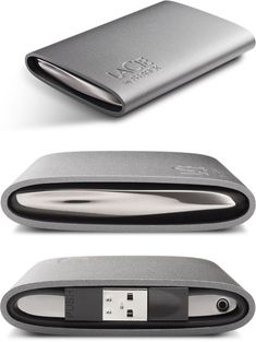 LaCie Starck Mobile USD 3.0 external hard drive launched | Tech n Gadgets - tech news in Europe: