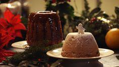 Kerstpudding van Yvette uit de kerstaflevering 'Kersttoet van een volmaakte Hollandsche keukenmeid' #KMVB #kokenmetvanboven #nagerechten