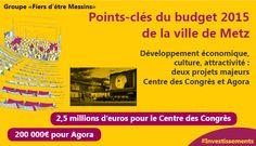 Visuel sur le développement économique, la culture et l'attractivité de Metz