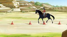 LenasRanch_Vol6_Bild1 Le Ranch, Horse Cartoon, Alvin And The Chipmunks, Horse Art, Heartland, Entertainment, Horses, Adventure, Drawings