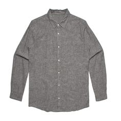 Shop the 5403 Cloth Shirt, our fine men's blank shirt. It is a regular fit button up shirt, with long sleeves; it is light weight and constructed from a linen / cotton blend suitable for casual to smart or formal dress Cafe Uniform, Fine Men, Barista, Button Up Shirts, Shirt Dress, Formal Dresses, Tees, Long Sleeve, Casual