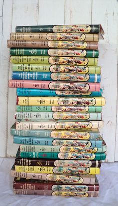The Happy Hollisters collection! Loved these as a kid and read every one in the series!