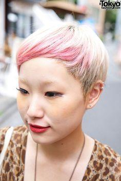 pink hair   Tumblr