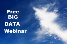 Here's a free recording of our 'Everyone's Talking Big Data' digital marketing webinar, enjoy!