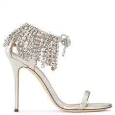 Giuseppe Zanotti Design CARRIE CRYSTAL - Shoes Post