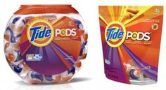 Free Sample of Tide Pods!  See more at ourfrugalfamily.net