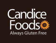 Logo Development for Candice Foods a Gluten free energy bar manufacturer, Michigan