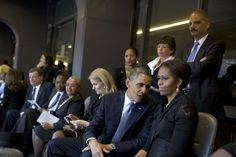 President Obama & First Lady Return from South Africa |